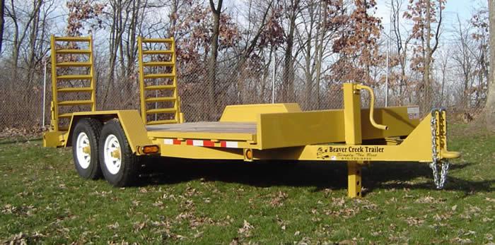Bobcat Trailer Fenders : Super duty bobcat trailer